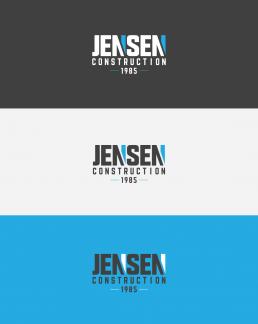 Jensen Construction logo