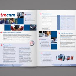 Trotec Trocare Brochure