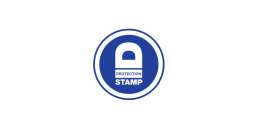 Trodat ID Protection Stamp logo