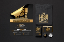 Lash Lady Branding