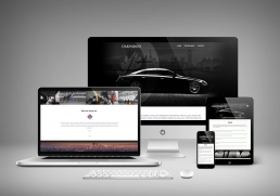 Oakwood Chauffeurs website