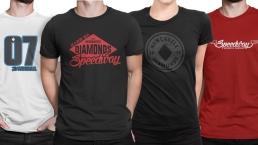 Speedway shirts